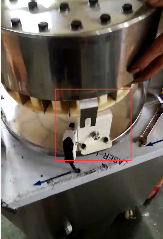 电动面团分割机